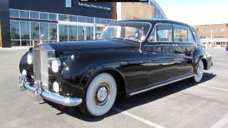 Download 1960 Rolls Royce Phantom V Limousine w/ Body By James Young Start Up, Exhaust, and In Depth Tour Video