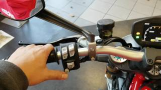 Download présentation détaillée de la nouvelle Ducati Monster 1200 s 2017 Paris est moto Video