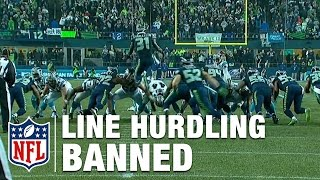 Download Farewell Field Goal Line Hurdling | NFL Video