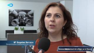 Download Semana Internacional de la Mujer en la Ciencia Video
