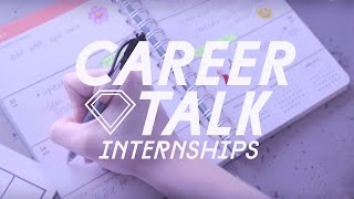 Download Career Talk: How to Get an Internship feat. The Intern Queen Video