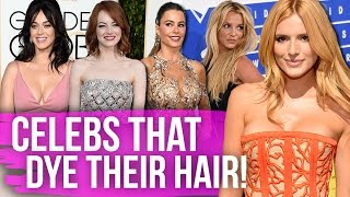 Download 11 Celebs You Didn't Know Dye Their Hair! (Dirty Laundry) Video