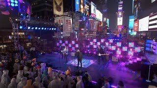 Download Dan + Shay - Tequila (Live on Dick Clark's New Year's Rockin' Eve) Video