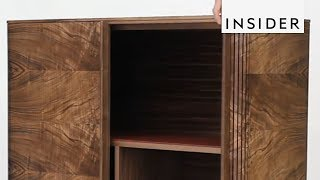 Download Tambour Furniture is Your New Home Obsession Video
