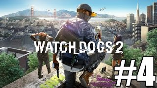 Download Watch Dogs 2 Gameplay Playthrough #4 - Smart Car (PC) Video