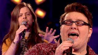 Download The Voice UK 2013 | Ash Morgan Vs Adam Barron - Battle Rounds 1 - BBC One Video