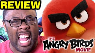 Download The ANGRY BIRDS Movie Review Video