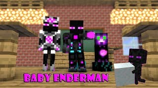 Download Monster School : BREWING BABY ENDERMAN CHALLENGE - Funny Minecraft Animations Video