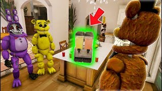 Download YOU'D NEVER GUESS WHAT'S IN THE JUICE! (GTA 5 Mod For Kids FNAF RedHatter) Video