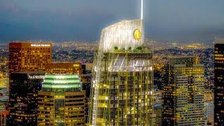 Download A Walk Around The New Intercontinental Hotel, Downtown Los Angeles Video