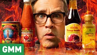 Download International Hot Sauce Taste Test Video