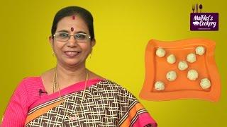 Download Rava Ladoo Recipe | Mallika Badrinath | Indian Sweet, Diwali Special Video