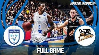 Download Z Mobile Prishtina (KOS) v Cherkaski Mavpy (UKR) - Full Game - Gameday 1 - FIBA Europe Cup 2018-19 Video