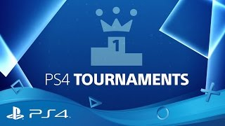 Download PlayStation 4   Tournaments Feature Tutorial Video
