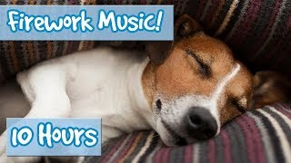 Download Relaxing Music for Dogs to calm from Fireworks, loud noises - includes desensitising sound effects Video