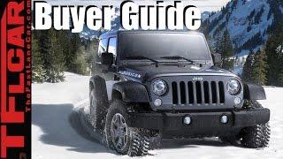 Download 2007-2017 Jeep Wrangler JK Comprehensive Buyer's Guide Video