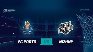 Download FC Porto v Nizhny Novgorod - Full Game - Qualification Round 1 - Basketball Champions League 2018-19 Video