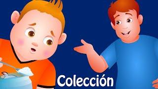 Download Johny Johny Sí Papá y muchas más Canciones Infantiles Populares   ChuChu TV Video