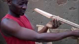 Download Guitar Maker at Dzaleka Refugee Camp, Malawi Video