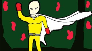 Download One Punch Man Opening - Paint Version - The Hero!! Video