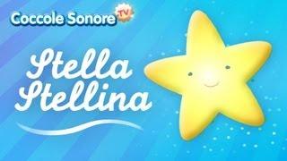 Download Stella Stellina - Canzoni per bambini di Coccole Sonore Video