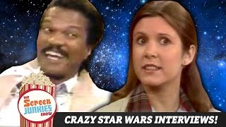 Download The Craziest Star Wars Interviews You've Never Seen! (Until Now!) Video