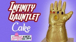 Download Infinity Gauntlet Cake - Avengers Infinity War Cake Video