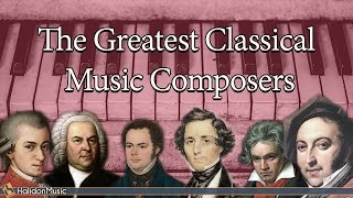 Download The Greatest Classical Music Composers (Piano Solo) : Mozart, Bach, Schubert, Beethoven, Chopin... Video