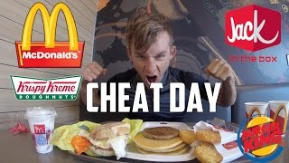 Download THE FAST FOOD CHEAT DAY! Video