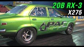 Download MENTAL 20B rotary street RX-3 | PAC275 Video