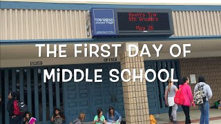 Download The First Day of Middle School Video
