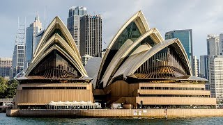 Download Sydney Opera House: Building an Icon | The B1M Video