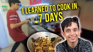 Download I Learned How To Cook In Seven Days | Ft. Shayan Roy Video