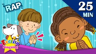 Download What's this?+More Kids raps | English songs for Kids | Collection of Animated Rhymes Video