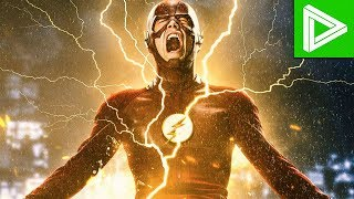 Download 10 Superpowers The Flash Has In Addition To Super Speed Video