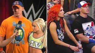 Download 5 John Cena Rumored New Girlfriends After Breaking Up with Nikki Bella Video