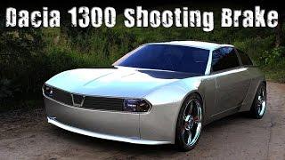Download Dacia 1300 Shooting Brake (Tuning By Marius Flitar) Video