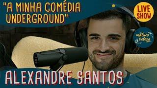 Download Maluco Beleza LIVESHOW - Alexandre Santos Video