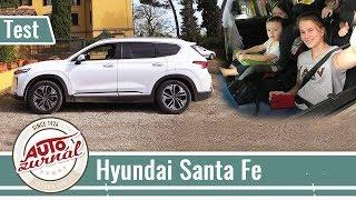Download Hyundai Santa Fe 2019 dlhodobý test: Pohodlie pre siedmich Video