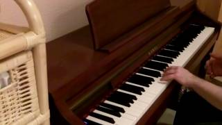 Download One Day (Pirates of the Carribean - At World's End) on piano Video