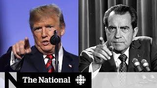Download Donald Trump and Richard Nixon: The similarities between two U.S. presidents Video