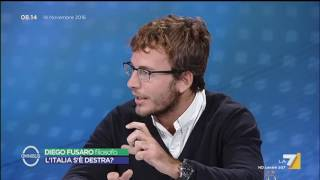 Download Omnibus - L'Italia s'è destra? (Puntata 14/11/2016) Video