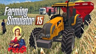 Download Trator Valtra BH 210 na Lama | (Mapa Fazenda Santa Luzia) - Farming Simulator 15 Multiplayer Video