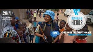 Download Honorer Les Casques Bleus: Journée internationale des Casques bleus de l'ONU 2016 Video