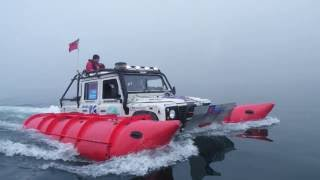 Download 5 Most Awesome Land Rovers Video