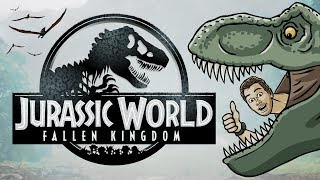 Download Jurassic World Fallen Kingdom Trailer Spoof - TOON SANDWICH Video