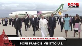 Download The eight most powerful moments of Pope Francis' visit to the United States Video