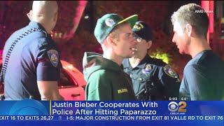 Download Justin Bieber Hits Photographer While Leaving Beverly Hills Church Video