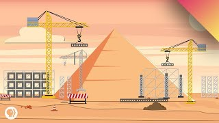 Download How the Pyramids Were Built (Pyramid Science Part 2!) Video