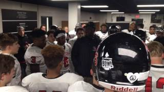 Download Bryson Rosser addresses Central before 4A title game Video